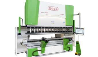 Innovative press brakes, fully customizable